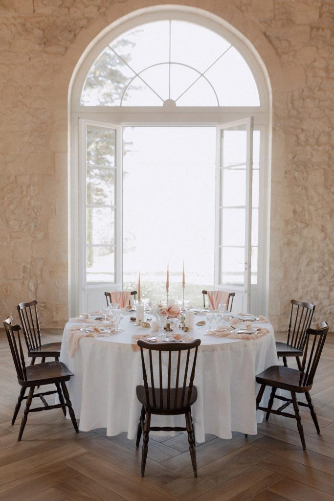 Inspiration art de la table mariage