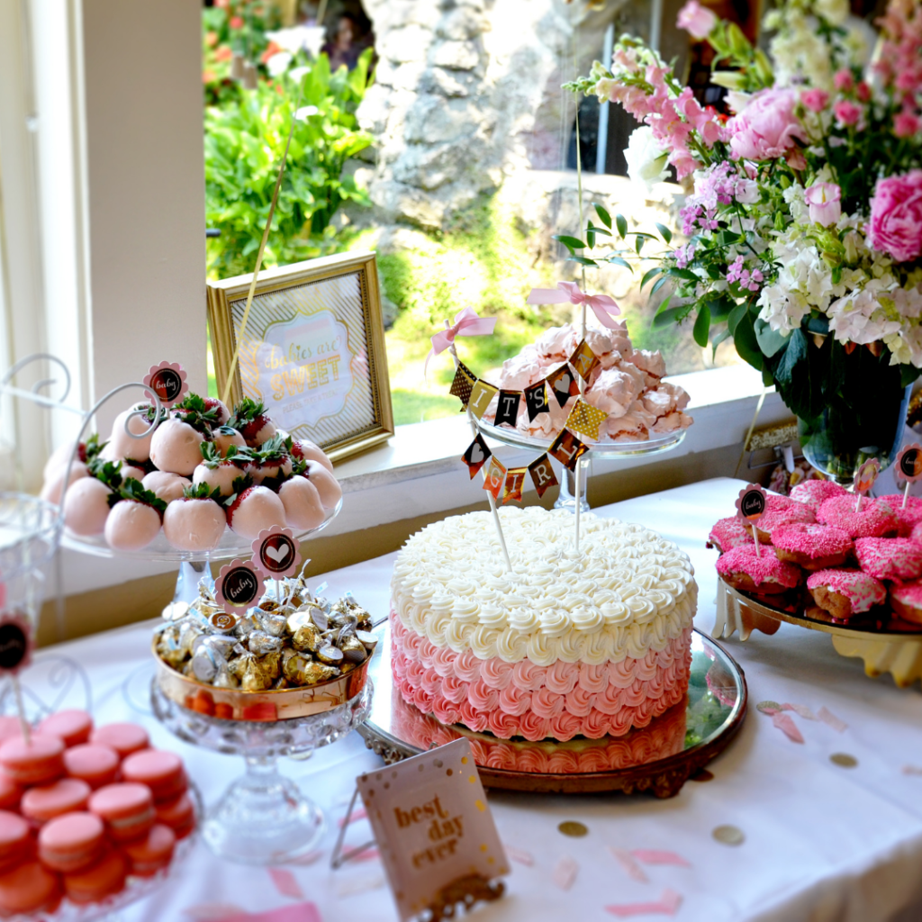 Baby Shower in France