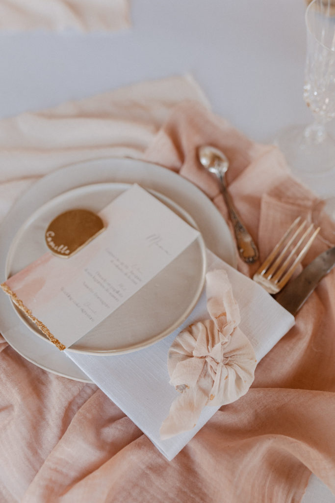 Inspiration Table Mariage